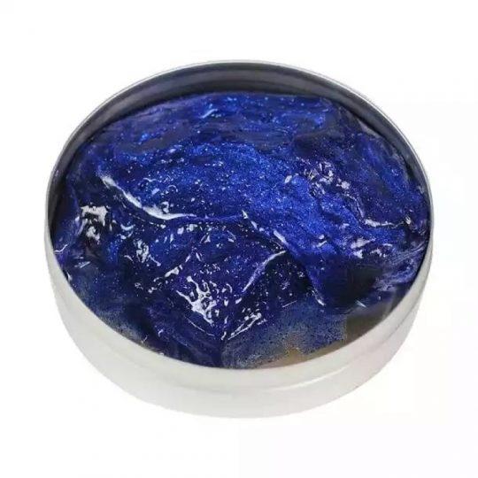 Plastilina Inteligente Purpurina -Agua de Neptuno-