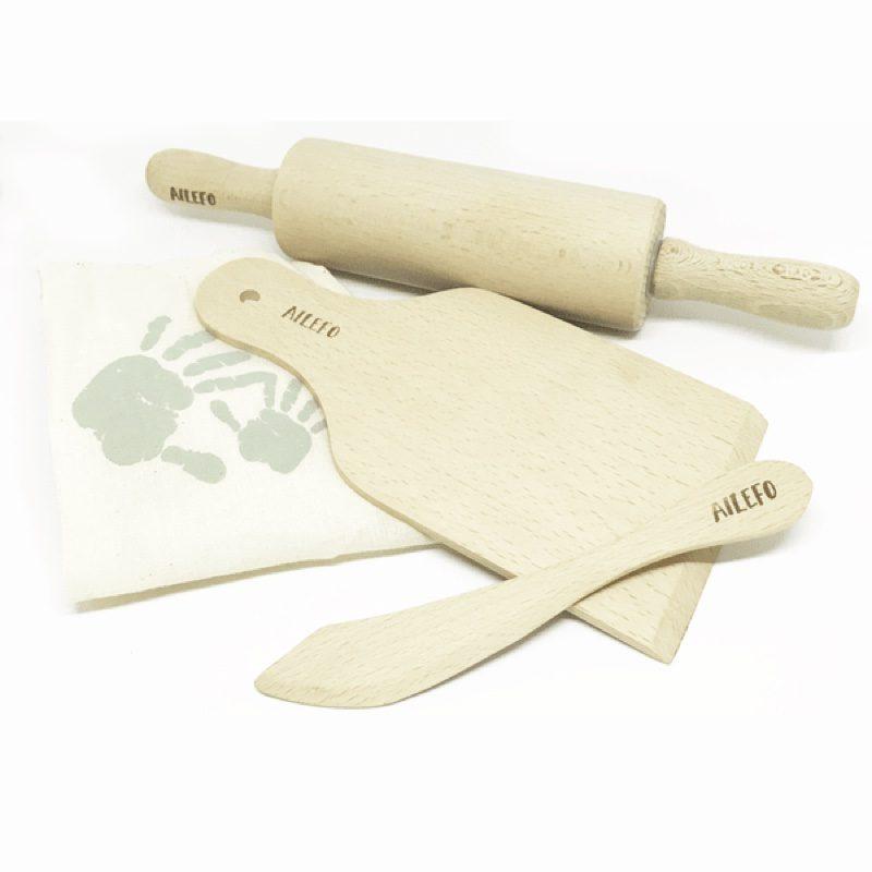 Set de herramientas de madera, Ailefo