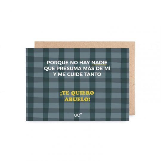 Postal 'Abuelo'