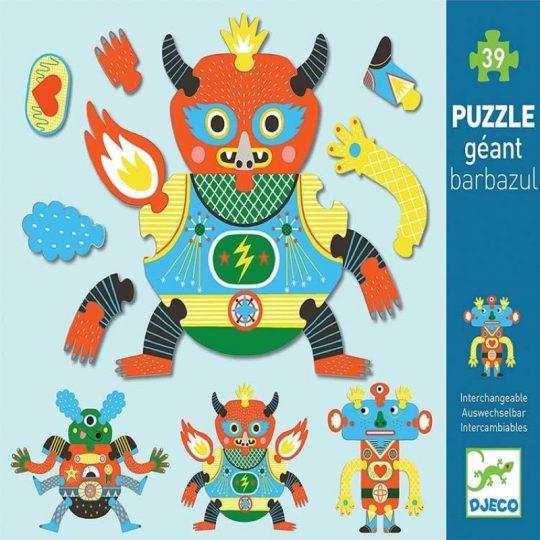 Puzzle Gigante Barbazul