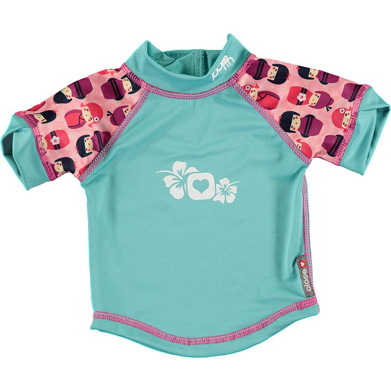 Camiseta UV 50+  Kokeshi Doll