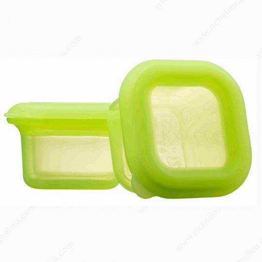 Recipiente silicona KoolEco (2 ud) - Distintos tamaños -