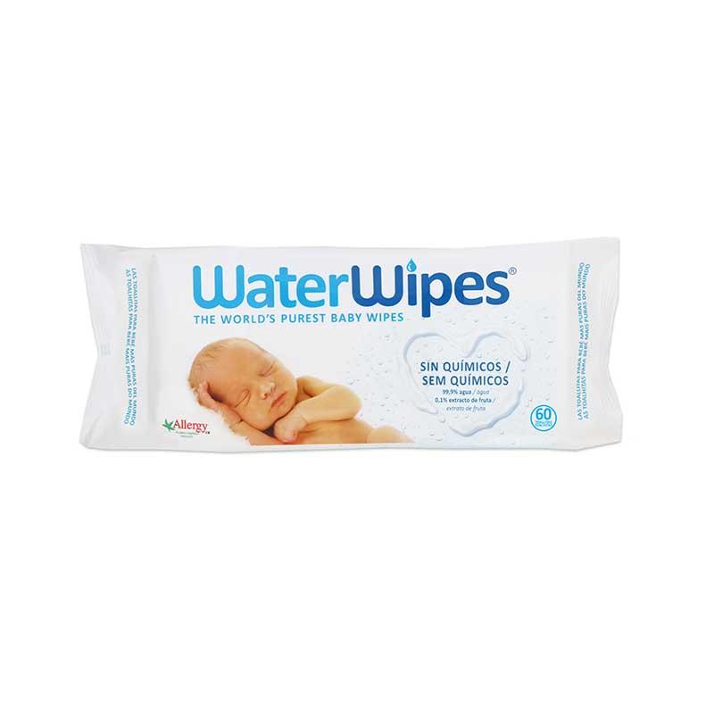 Toallitas WaterWipes (individual)