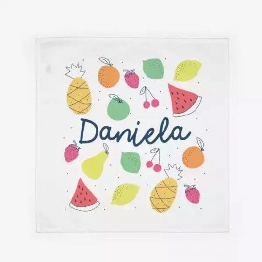 Servilleta personalizada - Tutti Frutti -