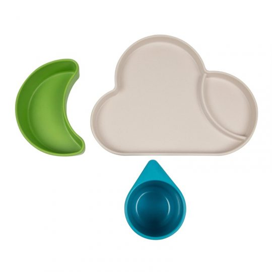 Set de Comida Eco Cloud