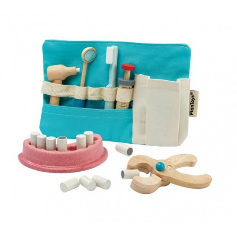 Set dentista Plan Toys - Monetes