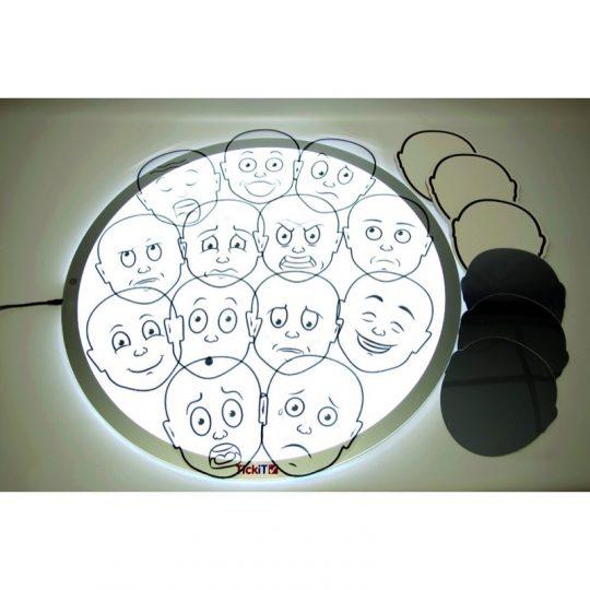 Set emociones