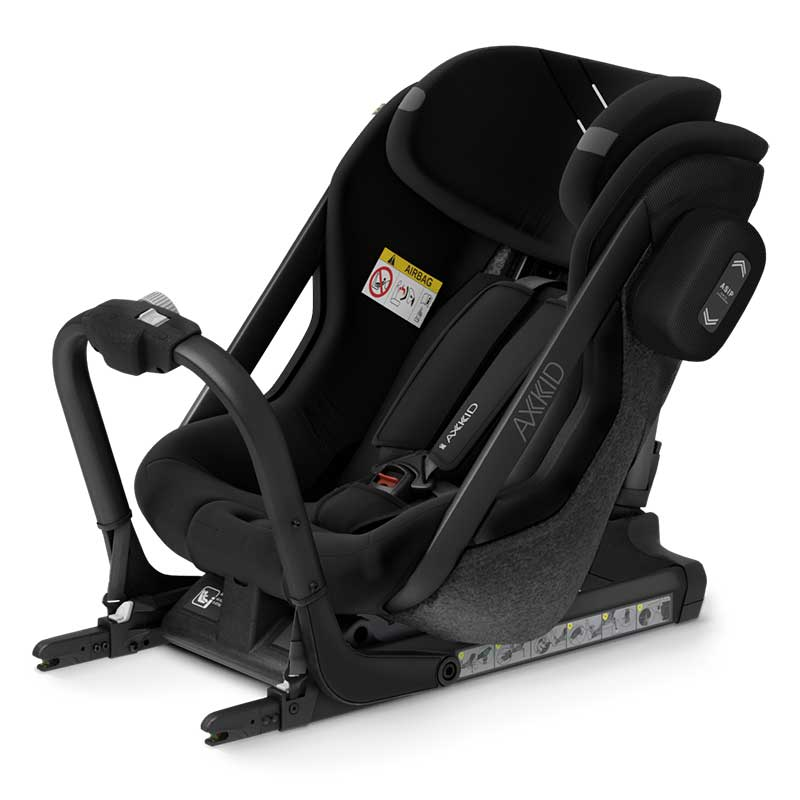 Silla Axkid One+ A contramarcha  - Isofix hasta 23kg -