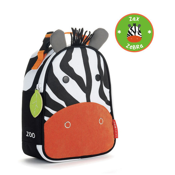 Mochila térmica Skip Hop - Zebra -