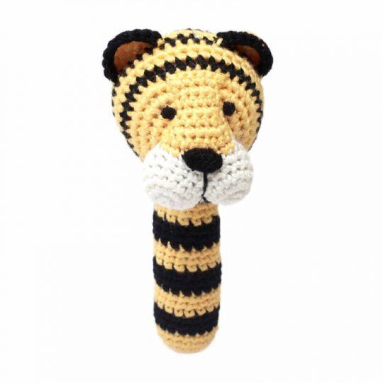 Sonajero Bambú Nature - Tigre -