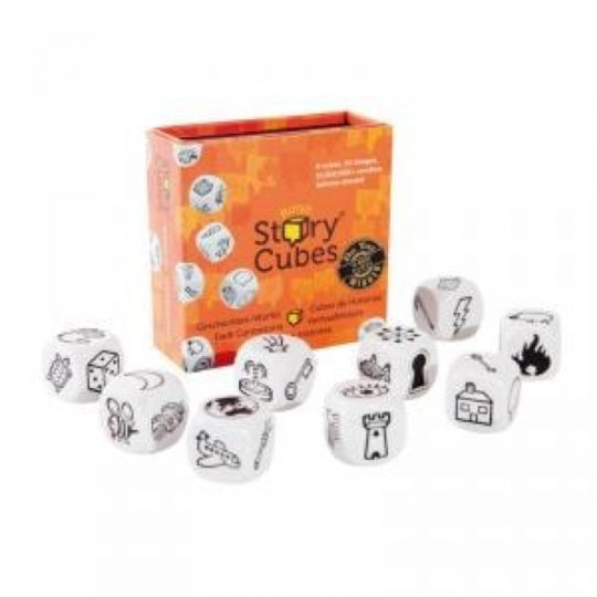 Story Cubes Historias