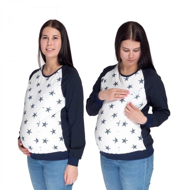Sudadera-embarazo-lactancia-charlie-navy-stars-fun2bemum-monetes4