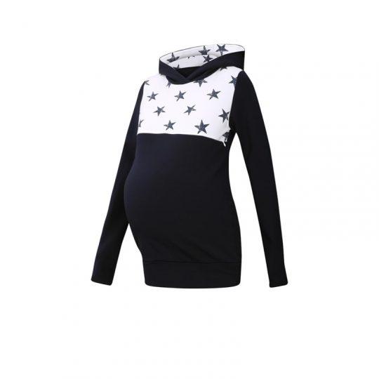 Camiseta embarazo/lactancia Lena - Navy -