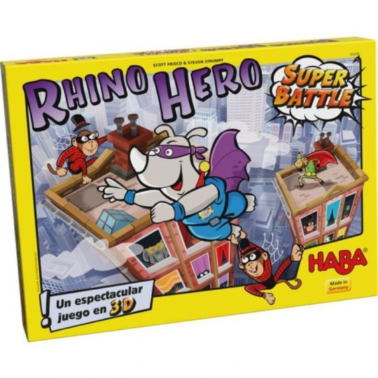 Super Rhino - Super Battle