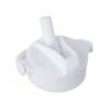 Tapa Axis straw cap Optic white Lifefactory - Monetes
