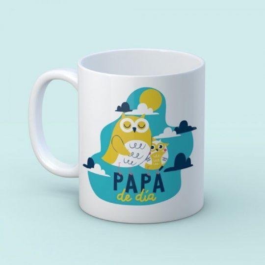 Taza 'Papá opositor'