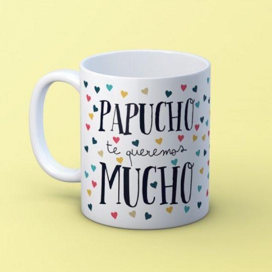 Taza 'Papucho' (personalizada)