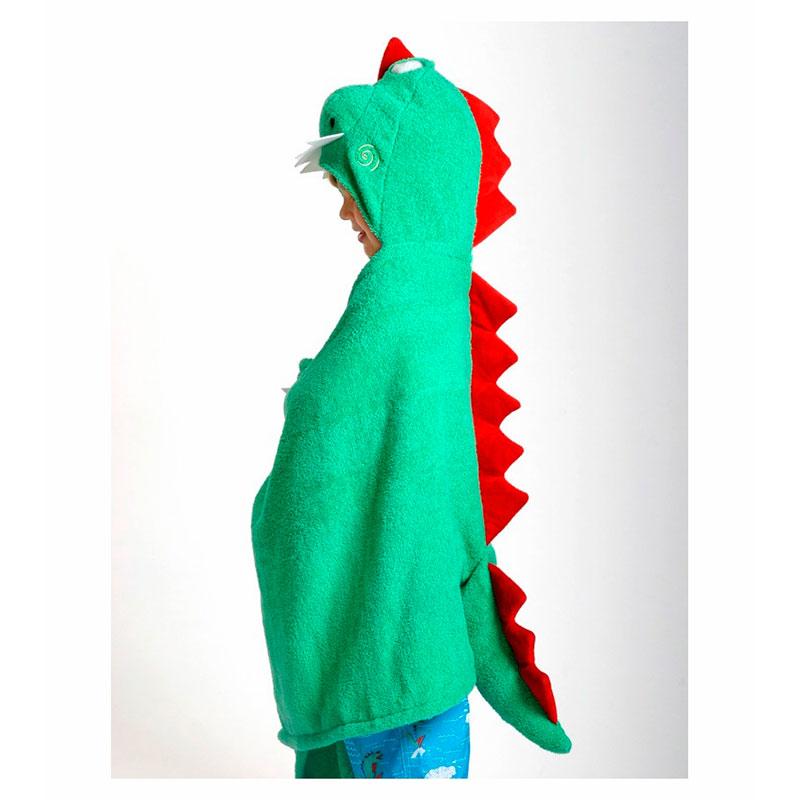 Toalla Niño/a - Devin el Dinosaurio -