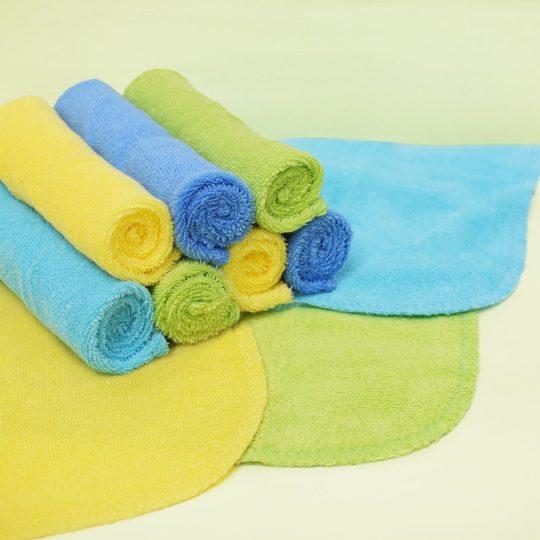 Toallitas lavables Bambino Mio - Pack 10 Lima -