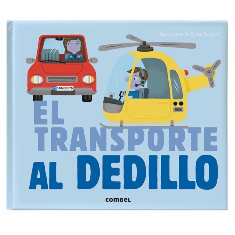 El transporte al dedillo, Editorial Combel