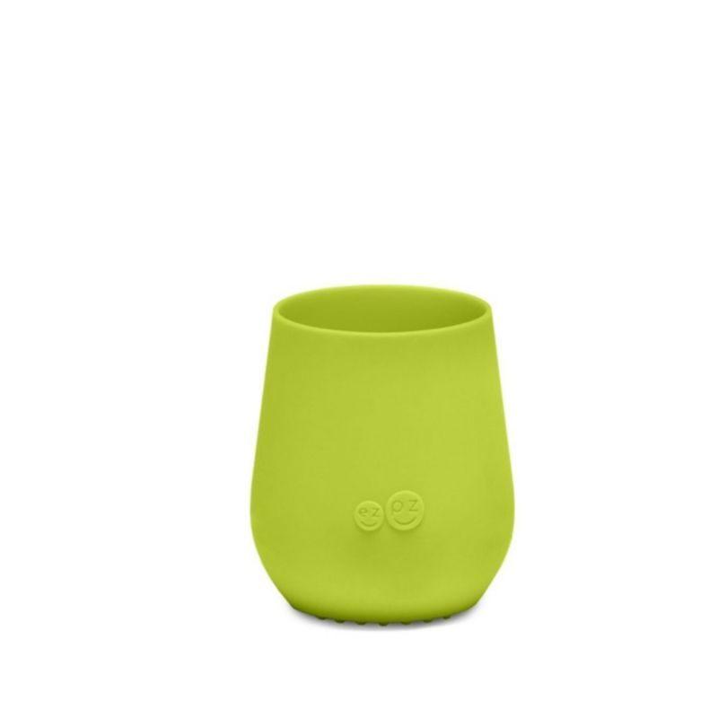 Vaso de silicona lima Tiny Cup Ezpz - Monetes
