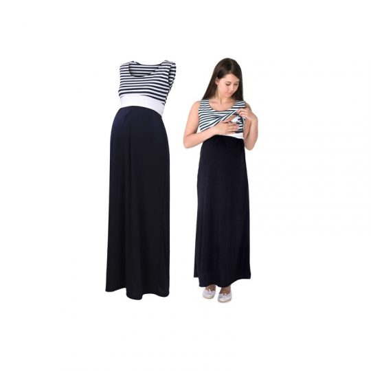 Vestido Maxi embarazo/lactancia
