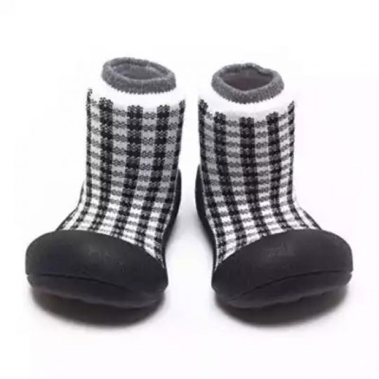 Zapatos Attipas Chess - Negro -