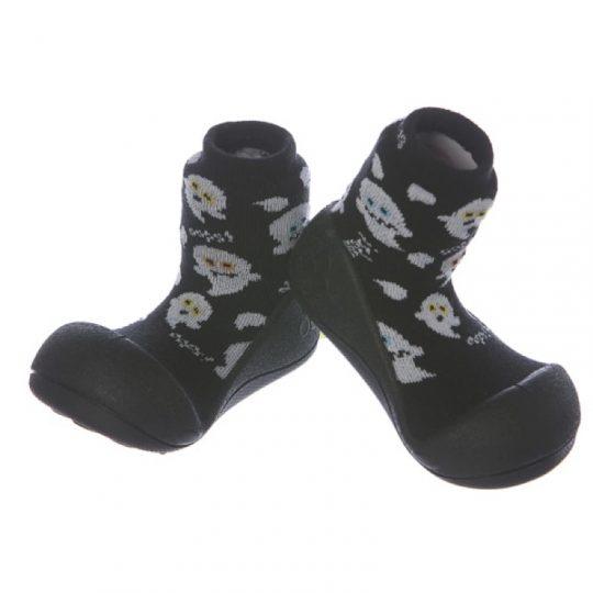 Zapatos Attipas Halloween - Negro -
