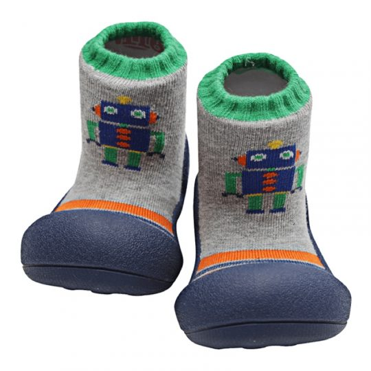 Zapatos Attipas Robot - Azul -