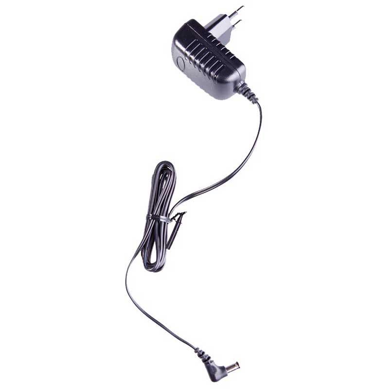 Adaptador de corriente EU - negro -
