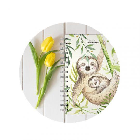 Agenda Amor Maternal + Libreta de regalo