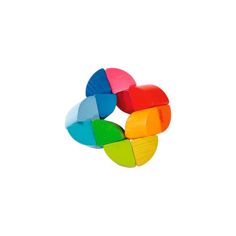 Sonajero Anillos de colores