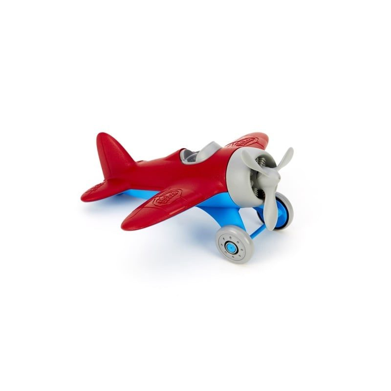 Avioneta Green Toys - Monetes