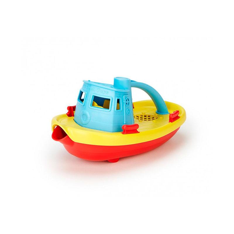 Barco Remolcador Eco