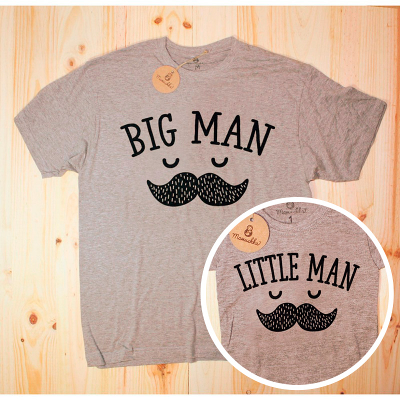 Camiseta 'Big Man'