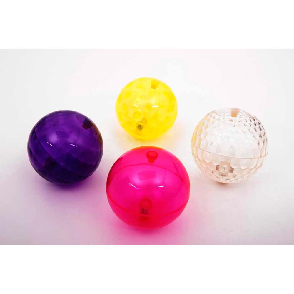 Set de 4 Bolas sensoriales con luz