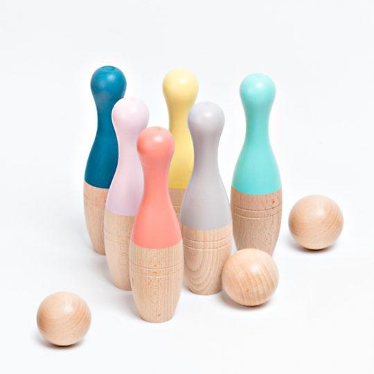 Bolos de madera