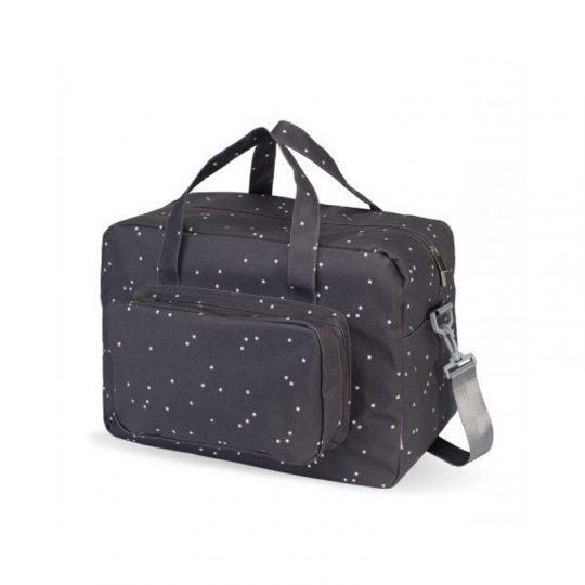 Bolsa Maternidad - Mini Stars Grey -