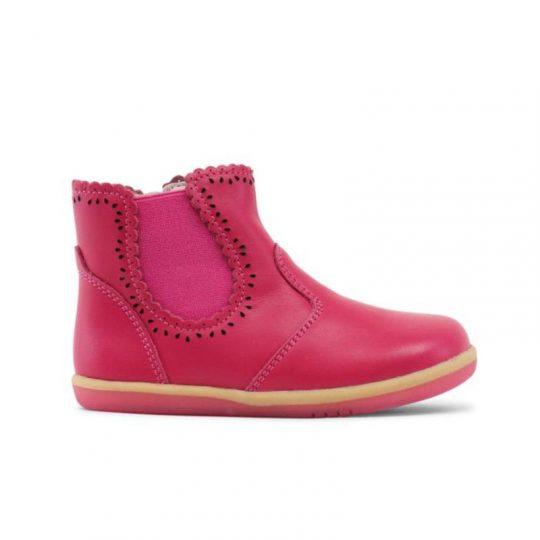 Botas Caminantes Clásico Lucky Girls Boot Fucsia