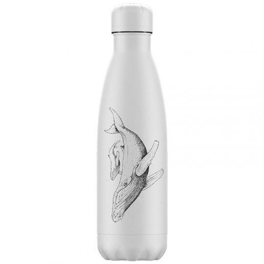 Botella Isotérmica Edición Sea Life - Whale 500 ml