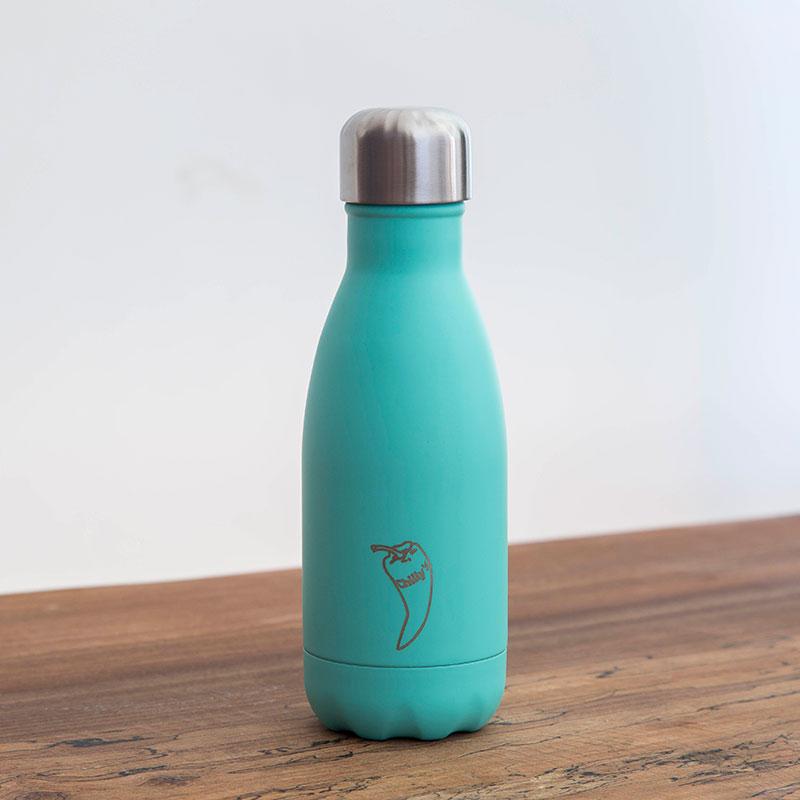 Botella Isotérmica Edición Pastel - Menta 260 ml -
