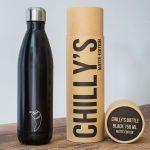 Botella Isotérmica Edición Mate - Negro 750 ml -