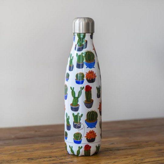 Botella Isotérmica Edición Cactus- 500 ml -