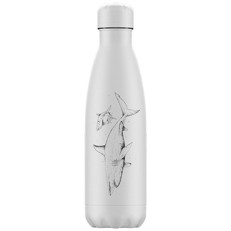 Botella Isotérmica Edición Sea Life - Shark 500 ml