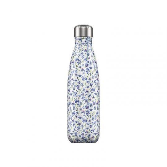 Botella Isotérmica Edición Floral - Iris 500 ml