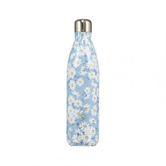 Botella Isotérmica Edición Floral - Margaritas 750 ml -