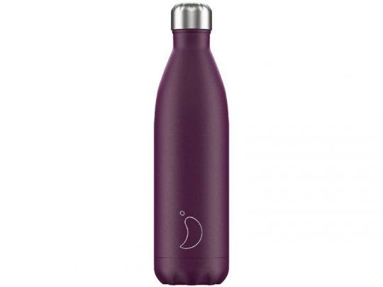 Botella Isotérmica Edición Mate - Púrpura 750 ml -