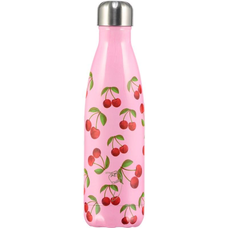 Botella Isotérmica Edición Summer - Cherry 500 ml