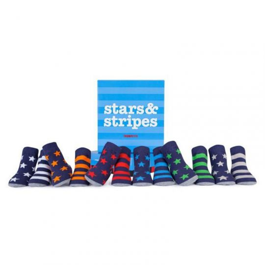 Calcetines Stars&Stripes - pack de 6 -