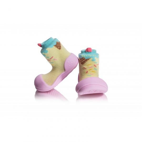 Zapatos Attipas Ice Cream - Rosa -